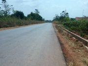 Ebonyi States Ikwo FUNAI Road Construction by Governor David Umahi