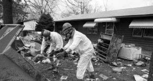 Environment Clear Up Contaminants