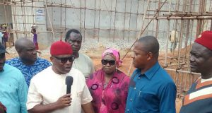 House of Representatives Committee on Works commends Governor Umahi