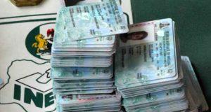 Nigeria Permanent Voters Cards PVCs