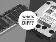 ram vs hard drive
