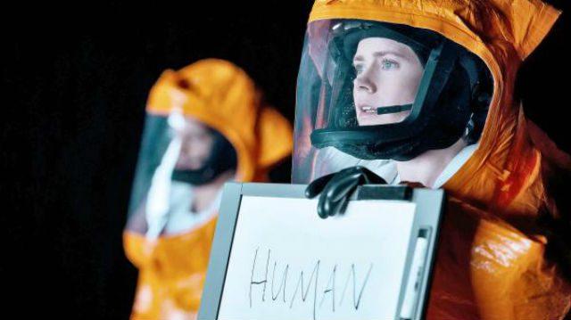 Arrival SciFi Film Alien Invasion