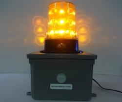 Lumastrobe Warning Light Creates the Sentinel, a Passive Infrared Motion Sensor Safety Light