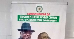 Ebonyi State Lassa Fever Diagnostic And Treatment Centre
