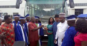 IVM Bus built by Niger Delta Ex Militants at Innoson Motors