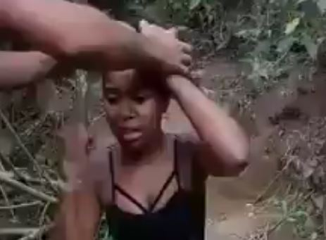 Teen tit torture