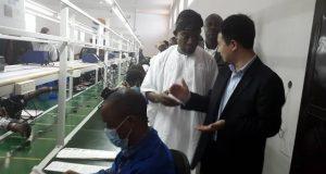 Osun State RLG Adulawo Company Inspection