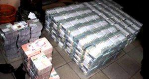 stolen money Looting efcc