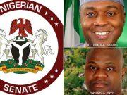 Saraki Led Senate A Mid term Assessment Bukola Saraki Omotosho Deji Nigerian Senate