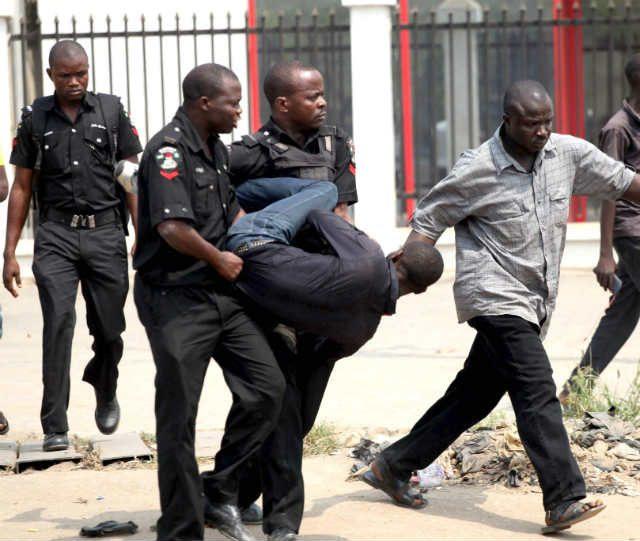 police brutality Police Custody Nigeria