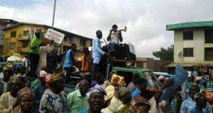CSCEOS Rally in Osun State