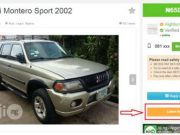 JiJi Nigeria Cars on sale