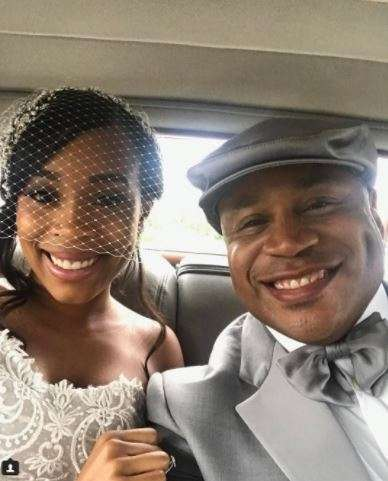 LL Cool J and his daughter Talia who just got married on June 17 2017