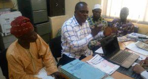 Ogun State Coordinator of Omoilu Foundation Mr Leke Shittu