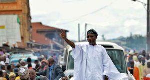 Osun State Governor Ogbeni Rauf Adesoji Aregbesola during Eid il Fitr