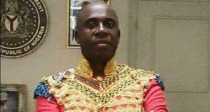RT Hon Chibuike Rotimi Amaechi Federal Minister of Transportation in Nigeria