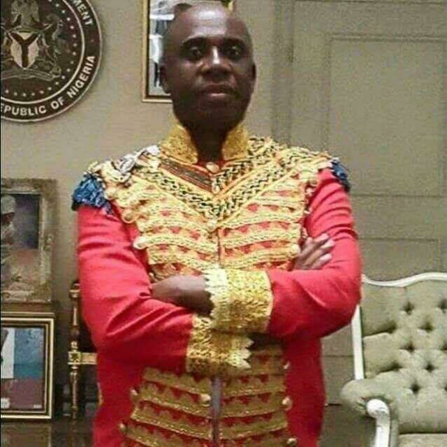 RT Hon Chibuike Rotimi Amaechi Federal Minister of Transportation in Nigeria