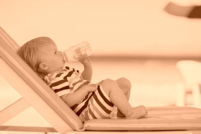 Top Tips on Keeping Little Ones Safe in the Sun