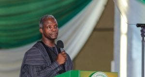 AG PRESIDENT OSINBAJO DEMOCRACY DAY CHURCH SERVICE A e