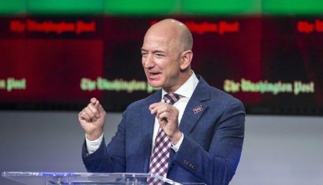 Amazon.com Founder and CEO, Jeff Bezos