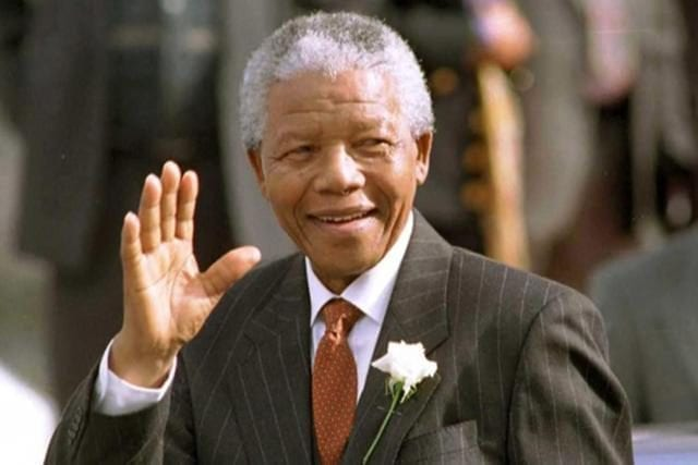 Anti-Apartheid Icon and Former South African President, Late Nelson Mandela