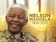 Anti-Apartheid Icon and Former South African President, Late Nelson Mandela - 1918-2013