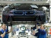 BMW production plant