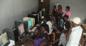 Computer Skills Acquisition Programme in one of the Nigerian States