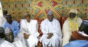Condolence Visit to Tsafe Emirate over the Death of Emir of Tsafe, Alhaji Habibu Aliyu, Yan Doton Tsafe