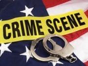 Crime Scene in USA
