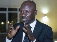 EFCC Acting Chairman Ibrahim Magu