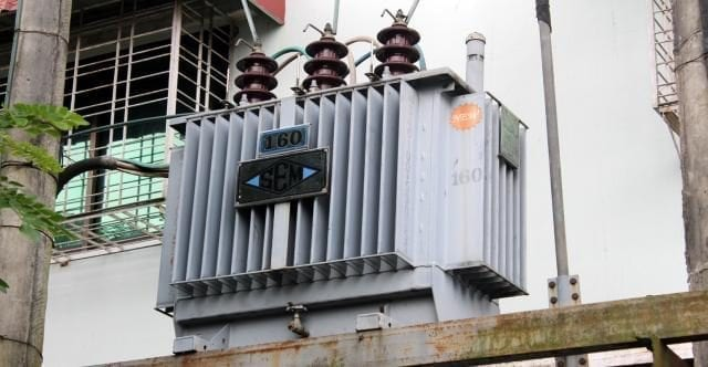 Electricity Power Energy Electrical Transformer