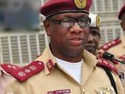FRSC Chief Boboye Oyeyemi