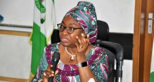 Head of the Civil Service of the Federation Mrs Winifred Oyo Ita