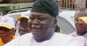 Hon Oladipupo Adebutu Keshington