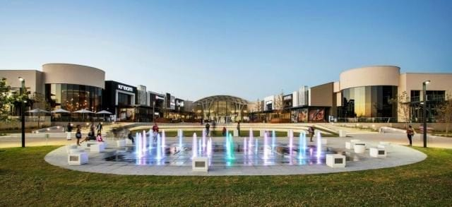 Image of Mall of Africa Front View located in South Africa