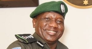 Inspector General of Police (IGP), Idris K. Ibrahim