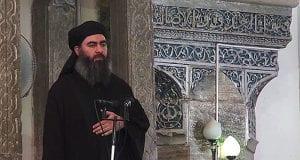 Islamic State of Iraq and the Levant (ISIL) Leader Abu Bakr al-Baghdadi