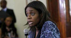 Kemi Adeosun Nigeria Minister of Finance