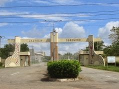 Ladoke Akintola University of Technology LAUTECH Ogbomoso
