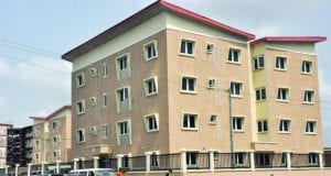 Lagos HOMS Lagos Housing Projects
