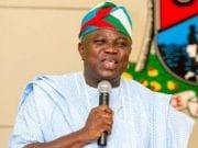 Lagos State Governor, Mr Akinwunmi Ambode