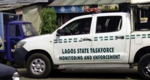 Lagos State Task Force Monitoring and Enforcement Unit