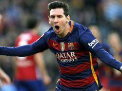 Lionel Messi at Barcelona