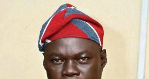 Mr Adelani Baderinwa