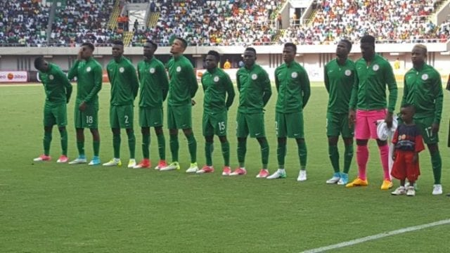 Nigeria's Super Eagles