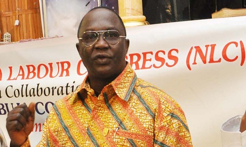 Nigeria Labour Congress NLC Chairman Comrade Ayuba Wabba