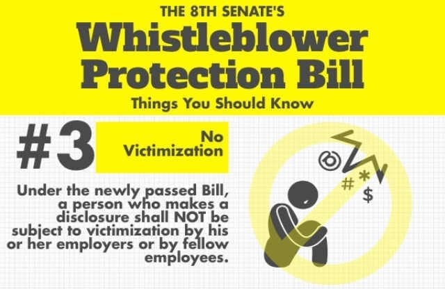 8th National Assembly passes Whistleblower Protection Bill - The