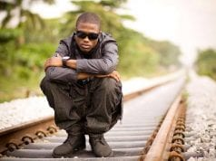 Nigerian Rapper Vector Kilode Photoshoot