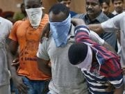 Nigerians arrested in India for Drug related offences